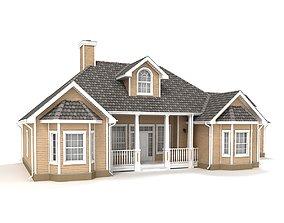 3D Cottage 28