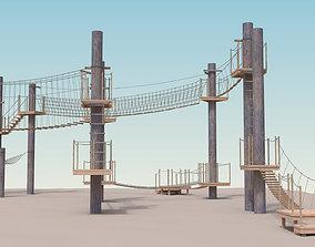 Adventure Park 3D model
