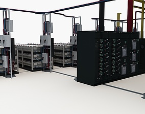 Server System 3D