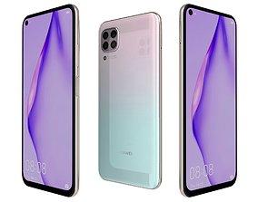 Huawei P40 Lite Light Pink 3D model