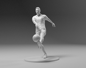 3D print model Footballer 03 Footstrike 08 Stl