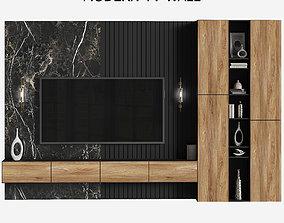 3D modern tv wall 16