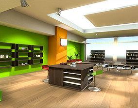 3D Virtual Shop Vol 2 game-ready