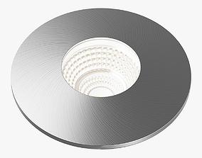 384415 Ipogeo Lightstar LED street lamp 3D model