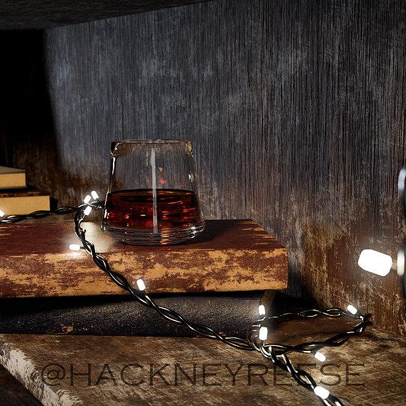 The Bookshelf - Cognac & a Book