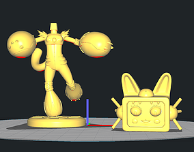 3D printable model ParaDice - Oban Star Racer