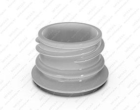3D Neck for bottles - Obrist - 28 18 mm