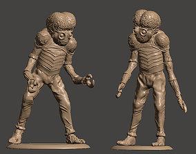 3D print model 2x METALUNA MUTANT toy soldier figure