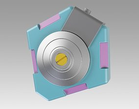 Star Trek Deep Space Nine Cortical 3D printable model 2