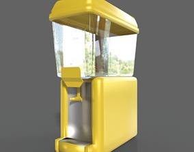 Juice Dispenser - Dispenser Jus 3D asset