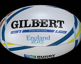 RWC2015OfficialBallVer2 3D model
