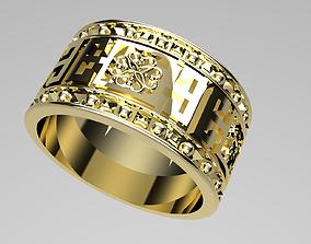 3D printable model Ring Atlantida jewel