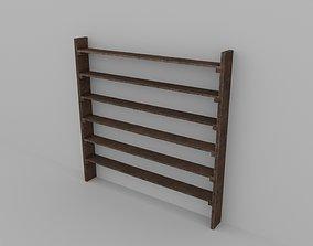 Shelf for cellar 3D model