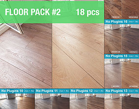 3D Parquet Floors 3 WITHOUT PLUGINS