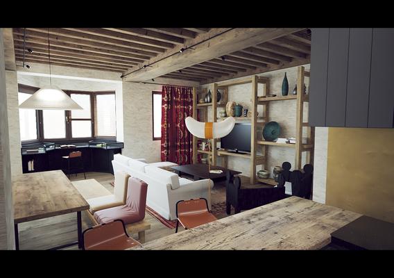 Room - interior