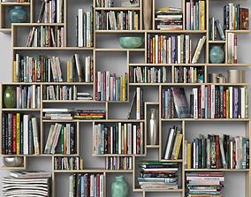 Book shelf 5 3D model