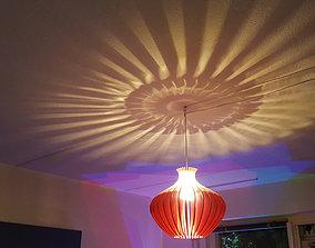 3D print model The Laminar Lamp