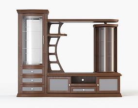 TV Cabinet 3D model furniture