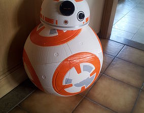 3D print model BB8 real life size
