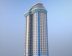 3D model MSK Building 56