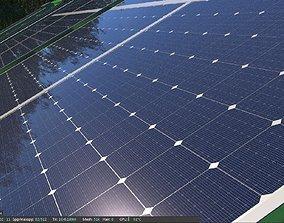 3D model Solar Panel power