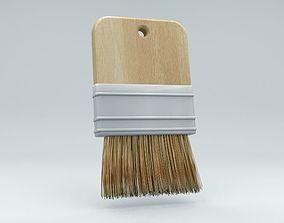 Paint Brush 3D asset