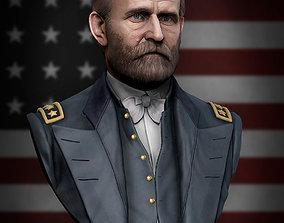 Ulysses Grant 3D printable model