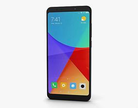 Xiaomi Redmi 5 Black 3D model