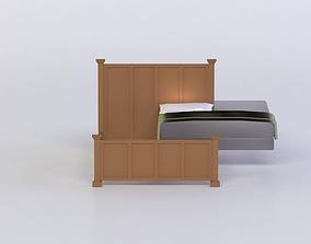 MARTSON BEDROOM SET 3D MODEL VR / AR ready