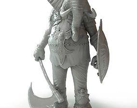 3D print model Tusk the Guardian