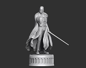 Darth Vader Dark Side Meditation 3D printable model