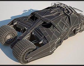 Tumbler - The Dark Knight 3D