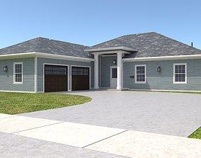 3D model House-130