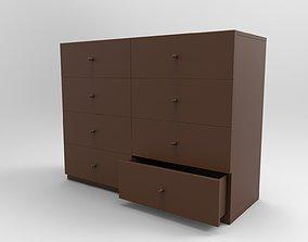 3D printable model cupboard 010