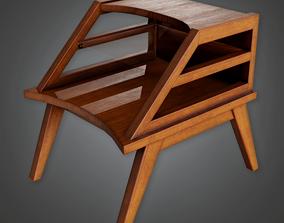 3D model Modern Table 04 - AV2