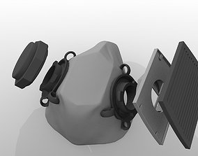 3D Printable Reusable Respirator Package
