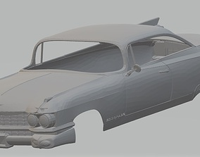 El Dorado 1959 Printable Body Car