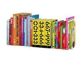 books 3D printable model