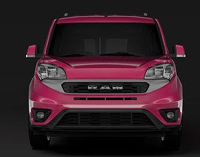 Ram ProMaster City Wagon SLT L1 2020 3D model