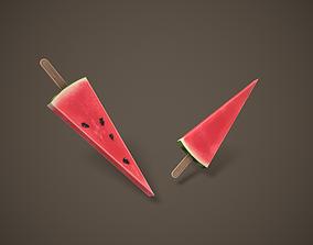3D model Watermelon Sword