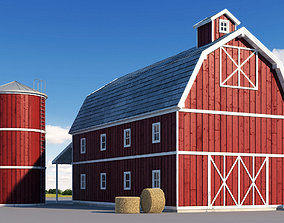 Red Barn 3D
