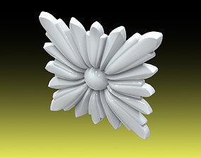 Rosette 015 3D printable model
