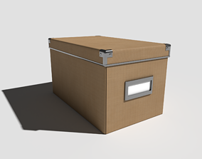3D Office Box Small