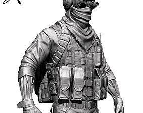 3D Soldier