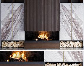 3D Fireplace 04
