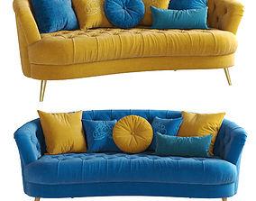 THE ALEXANDER JAMES JEAN Mixi Sofa 3D model