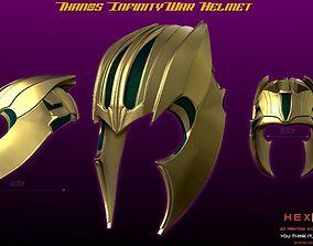 3D printable model Thanos Infinity War Helmet