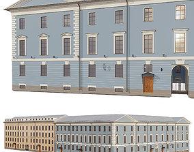 architecture doors Building 3D