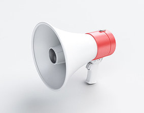 MEgaphone 3D equipment