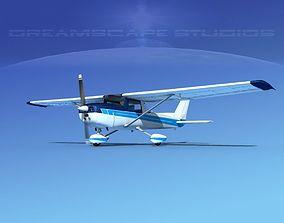 3D model Cessna C152 Aerobat V04